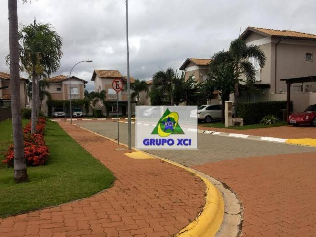 Casa residencial para locação, Parque Brasil 500, Paulínia.