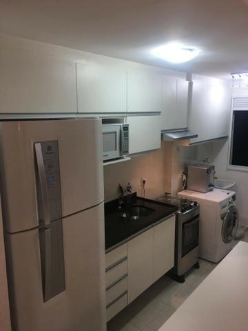 Apartamento 3 quartos, 2 vagas, mobiliado no Villaggio Manguinhos em Morada de Laranjeiras - Foto 5