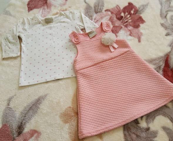 Blusa e Vestido da Milon