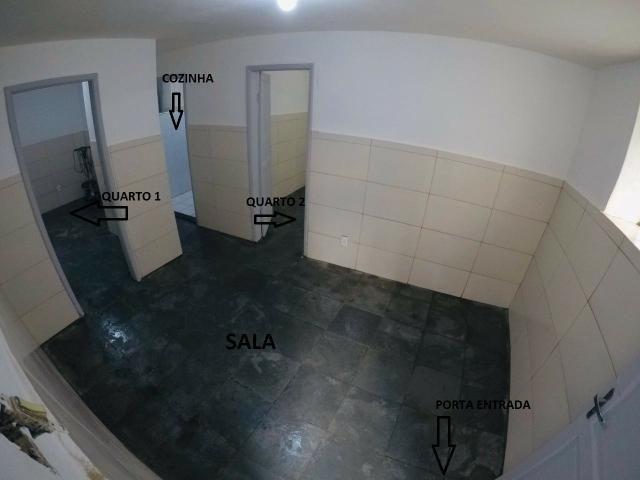 Sala 2Qtos com Área (São Fco. Xavier)
