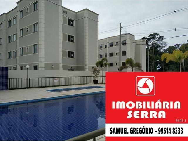 SAM 167 Apartamento 2Q - Condomínio fechado - Condições especiais - Foto 2