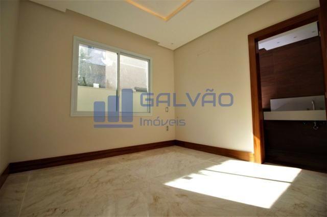 JG. Excelente / linda casa duplex no Boulevard Lagoa com 4 suítes!! - Foto 6