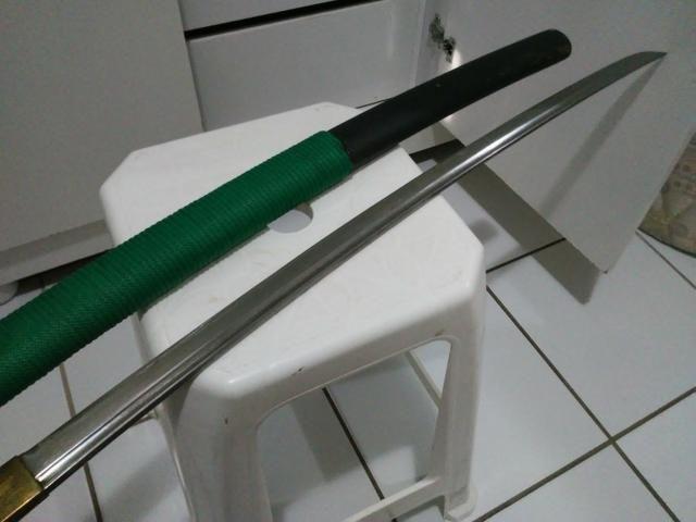 Espada de samurai original - Foto 3