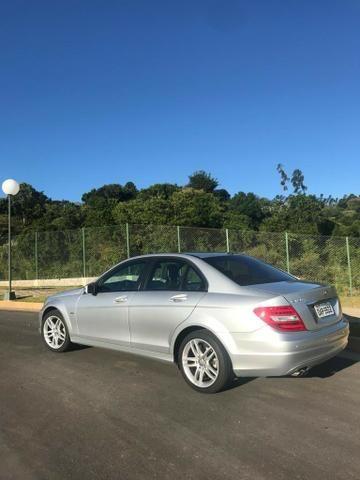 Mercedes-Benz C 180 1.8 CGI Classic 16V Turbo Gasolina 4P Aut. - 2011/2012 - Foto 4