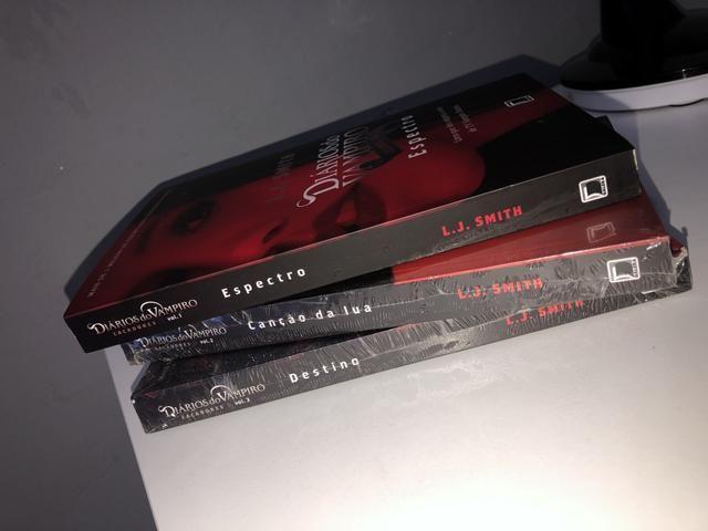 Box Diários do Vampiro - Foto 3