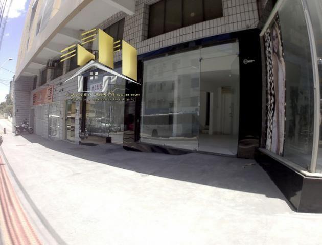 Laz- Alugo loja com 96 metros com Mezanino na Serra (07) - Foto 5