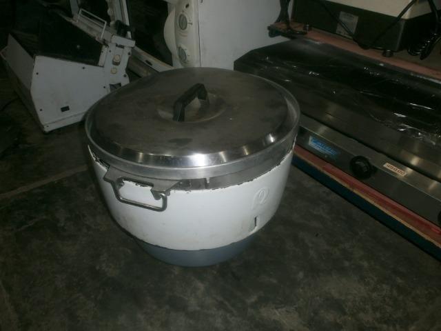 Panela com aluminio fundido e fogareiro em baixo - grande - Foto 4