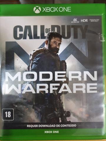 Xbox - Call of Duty - Modern Warfare