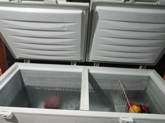 Freezer horizontal 500lts - Foto 4