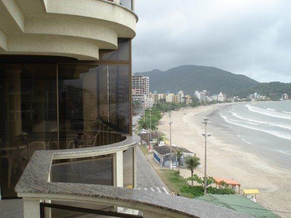 Edificio La Belle Epoque Apartamento 4 quartos com ar frente praia - Foto 4