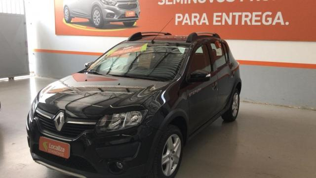 SANDERO 2018/2019 1.6 16V SCE FLEX STEPWAY EXPRESSION MANUAL - Foto 3