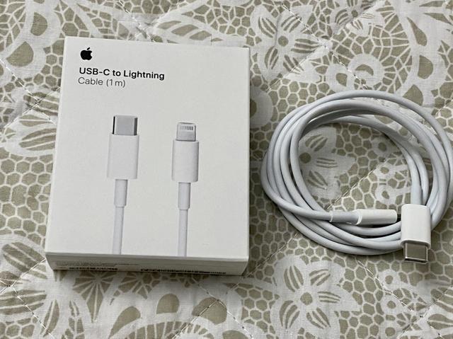 Cabo USB-C lightning ORIGINAL Apple - Foto 2