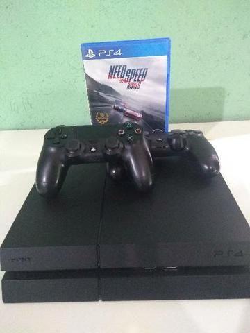 Playstation 4 500gb (ps4 cuh-1214a) - Foto 3