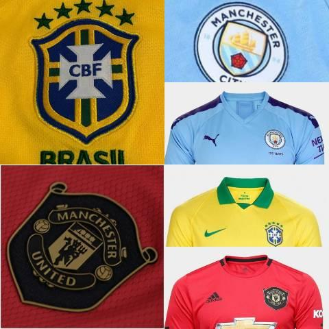 Camisas de futebol oficiais Importadas - Foto 5