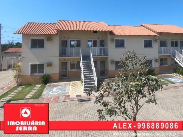 ALX - 106 Casa com Piscina - Troque seu Aluguel por uma casa de 2 Quartos novinha - Foto 20
