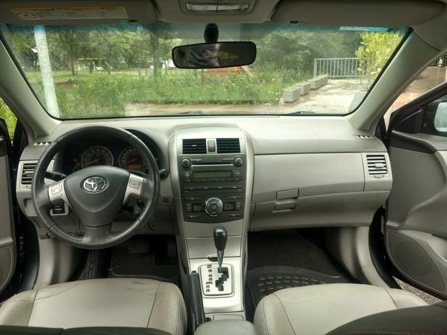 Vendo Corolla xei 2009 automático completo só 34.900 ZAP * - Foto 3
