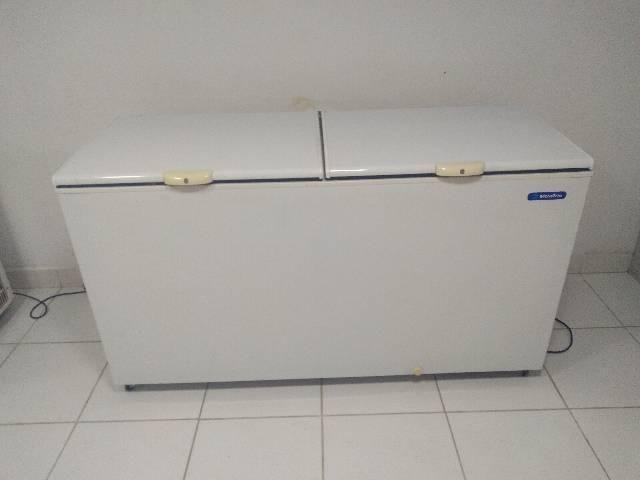 Freezer vendo barato pouco usado tenho 3 vendo por 2.000 mil cada  - Foto 4