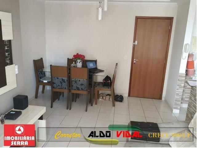 ARV 103. Apartamentos 2 Quartos Com Lazer Completo. Prq. Res. Laranjeiras, Serra-E.S - Foto 11