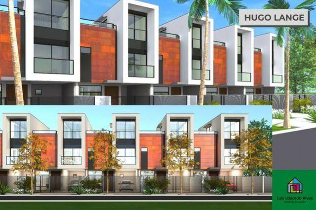 Sobrados a Venda no Hugo Lange Arquitetura Moderna