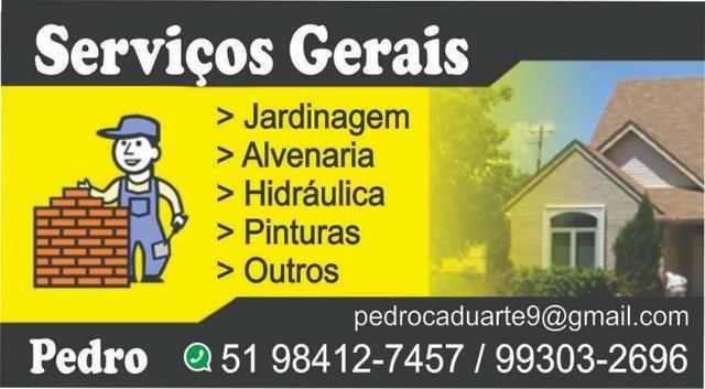 Pintor e serviços Gerais  - Foto 4