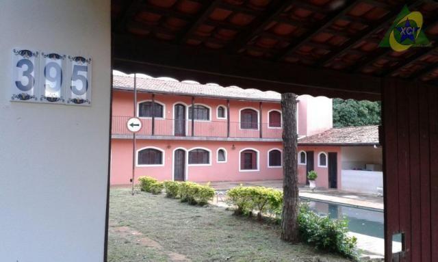 Casa residencial para locação, Loteamento Solar Campinas, Campinas - CA6602.
