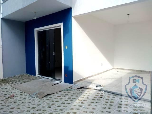 Linda casa 3 quartos Guarujá Mansões R$225.000,00 - Foto 3