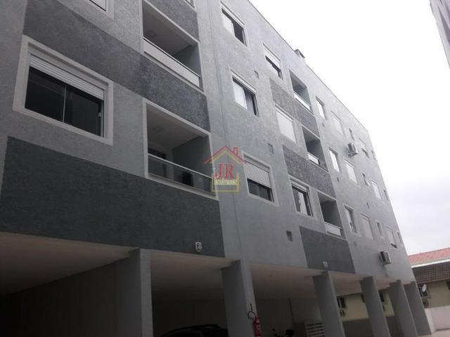 AL@-Apartamento de 02 dormitórios, sendo uma suíte a 550 metros da praia - Foto 15