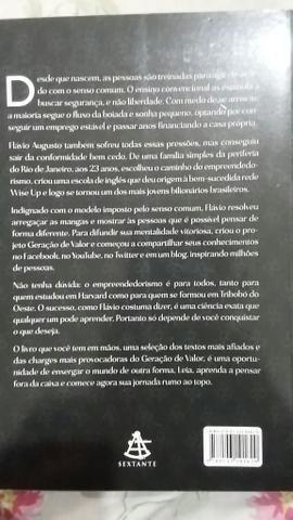 Geração de Valor. Flávio Augusto da Silva - Foto 2