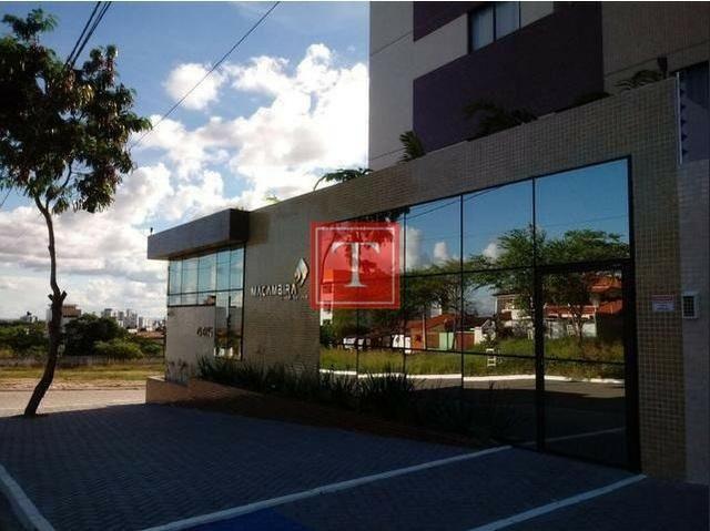 Apartamento mobiliado tipo Studio, Catolé