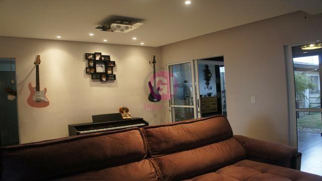 Venda/ casa condominio home clube - vila branca - jacarei-3 dormitorios suite - Foto 4