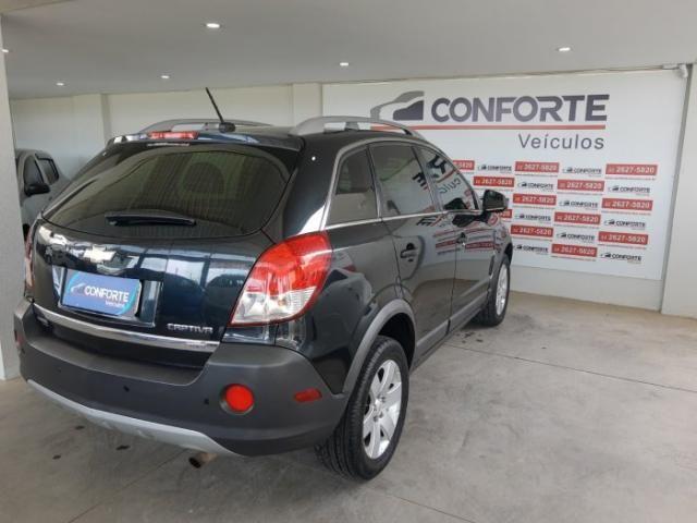 Chevrolet captiva 2012 2.4 sfi ecotec fwd 16v gasolina 4p automÁtico - Foto 5