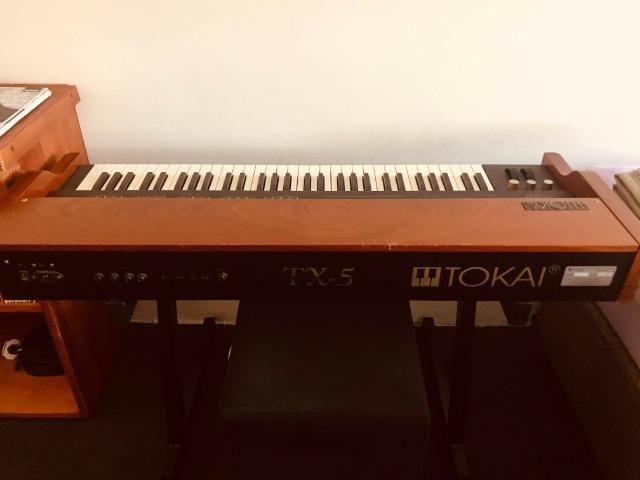 Orgão Tokai Tx5 Classic - Foto 2