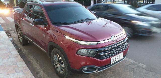 Toro volcano a diesel troco por Corolla 2018 em diante