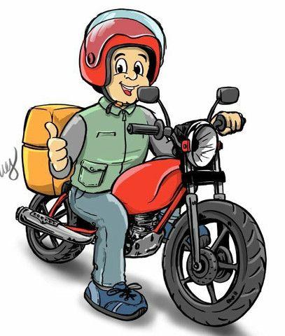 Vagas para moto Boy