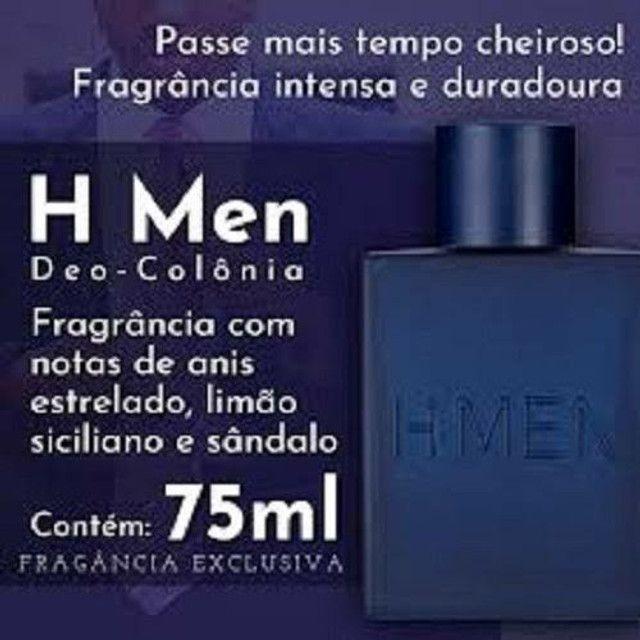 Perfume H-Men Hinode - Foto 3