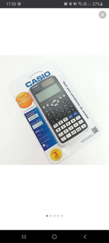 Calculadora casio fx-991LAX - Foto 6