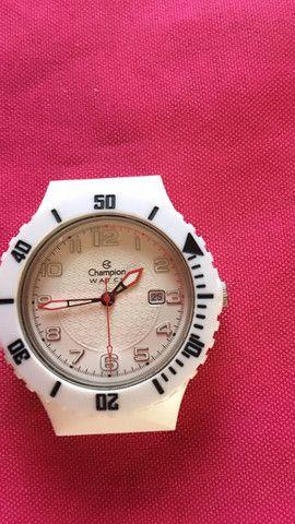Vendo relógio original só com essas alças usado - Foto 2