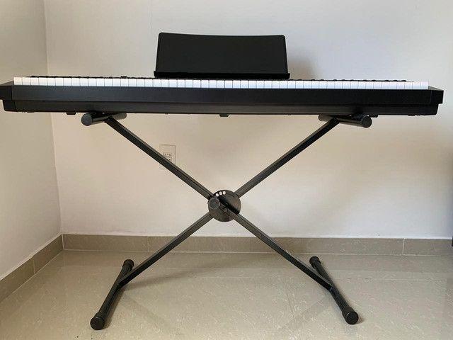 Piano eletrônico CASIO - CDP-120 - Foto 2