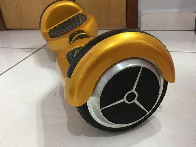 Roverboard/ smart balance com led e bluetooth