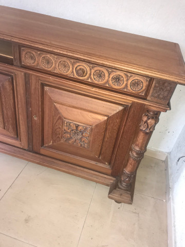 Arca imperial em madeira maciça - Foto 3