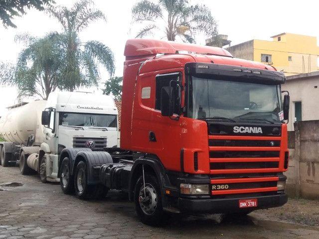 Caminhão Scania a venda - Foto 2