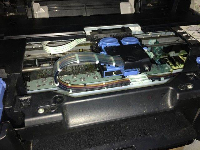 Vendo Impressora Canon G3100 Pixma - Foto 3