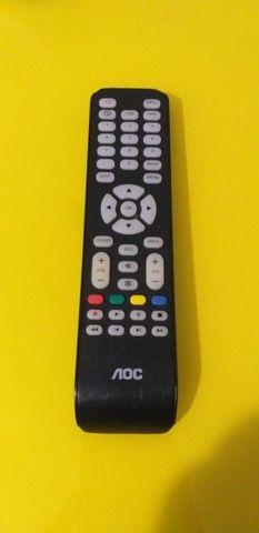 """TV 32"""" AOC com defeito - Foto 3"""