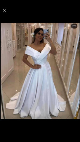 Vestido de noiva original Bárbara Melo