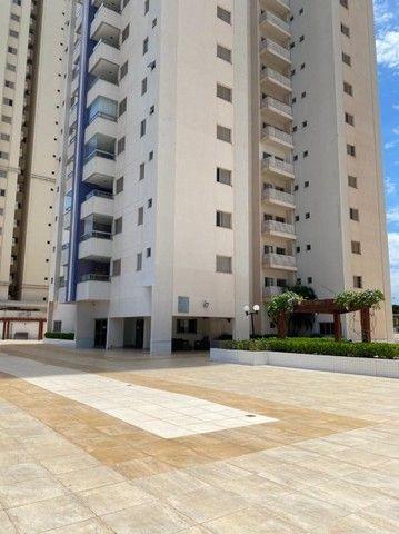 Apartamento com 3 quartos, churrasqueira e andar alto próximo ao Pantanal Shopping - Foto 2