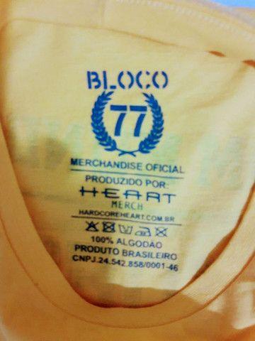 Camiseta Heart Merch - Foto 3