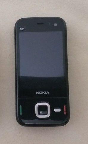 Celular Nokia N85 em excelente estado.