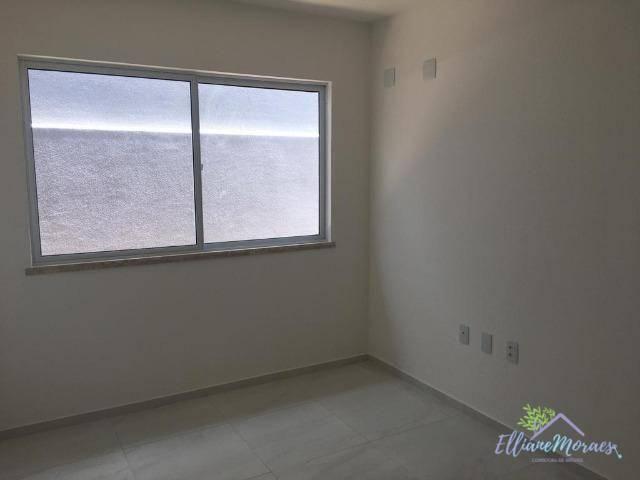 Casa à venda, 90 m² por R$ 259.000,00 - Encantada - Eusébio/CE - Foto 10