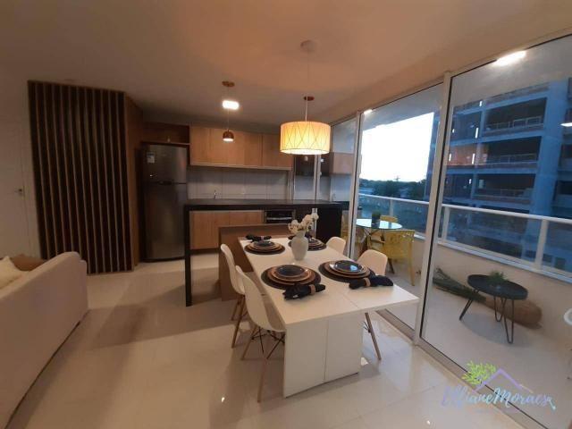 Apartamento à venda, 73 m² por R$ 288.115,00 - Centro - Eusébio/CE - Foto 6