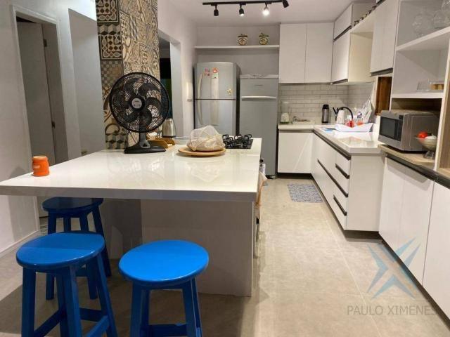Casa com 3 dormitórios à venda, 170 m² por R$ 600.000,00 - Porto das Dunas - Aquiraz/CE - Foto 16